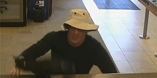 Pinellas County Sheriff   Bank Robbery   Bank Robbery