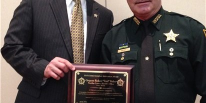 Sgt. Todd Bailey | Pinellas Sheriff | National Sheriffs Association
