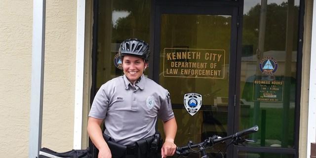 Kenneth City   Kenneth City Police   Kenneth City Bike Patrol