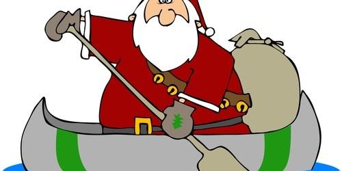 Santa Claus | Boat Parade | Christmas