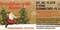 Oldsmar   Breakfast with Santa   Oldsmar Event