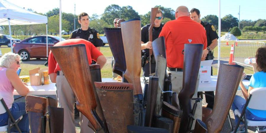 Gun Buyback | Cleearwater Police | Gun Trade-In