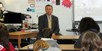 Kriseman | John Hopkins | Pinellas Schools
