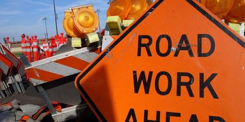Traffic   Road Work   Detours