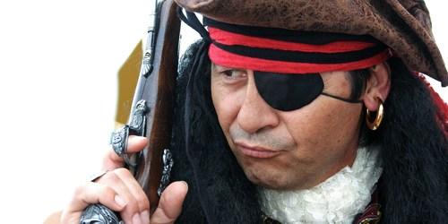 Gasparilla   Pirate   Pirate Fest