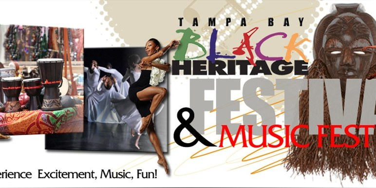 Tampa Black Heritage Festival | Martin Luther King | Music Fest
