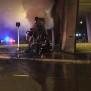 Update: St. Petersburg Man Dies in Fiery Pinellas Park Crash