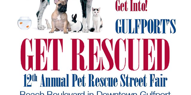 Gulfport | Get Rescued | Animal Rescue