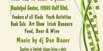 St. Patrick's Day | Indian Shores | St. Patrick's Day Festival