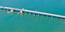 Dunedin Causeway Bridge | Dunedin | Pinellas County