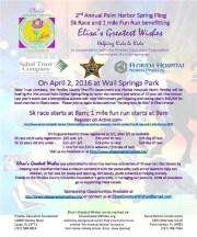 Palm Harbor 5K Honors Murdered Child