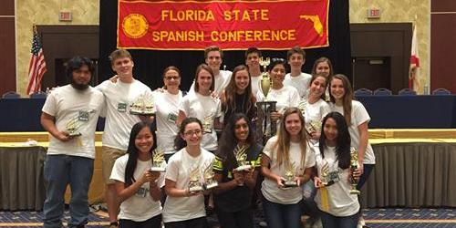 St. Petersburg High   Spanish Team   Pinellas Schools