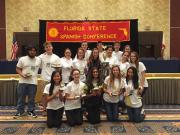 St. Pete High Team Tops at Spanish Competition