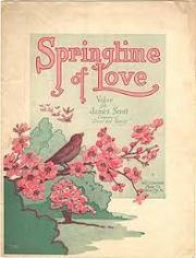 The Sassy Sandpiper: April Love 101