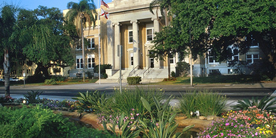 Pinellas Court House | Court Street Clearwater | Pinellas County