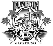 This Little Piggy Ran to the Dunedin Hog Hustle