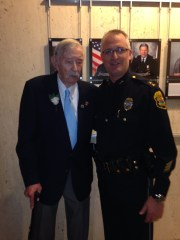 Former Clearwater Police Chief Inducted into Hall of Fame