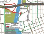 Laurel Street Bridge in Tampa to Close Today