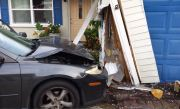 Driver Crashes into Side of Pinellas Park House