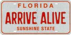 FHP | Arrive Alive | Public Safety Campaign