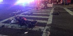 Scooter Driver Dies | Red Light Runner | Jerome Keith Smith