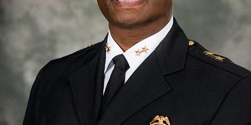Eric Ward | Police Chief | Tampa Police