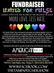 Tampa Artists Show Love, Solidarity in the Face of Evil with Pulse Fundraiser