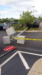 Teens Accused of Car Theft after Crash in Pinellas Park Shopping Center