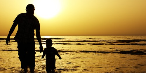 Father's Day | Tampa Bay | Beach