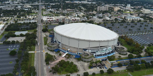 The Trop | Tropicana Field | Baseball