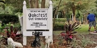 Oakcrest Pet Cemetery   Pasco   Volunteer