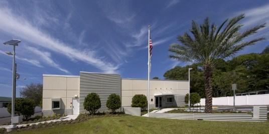 Seminole Public Works Building | Seminole EOC | Green Building