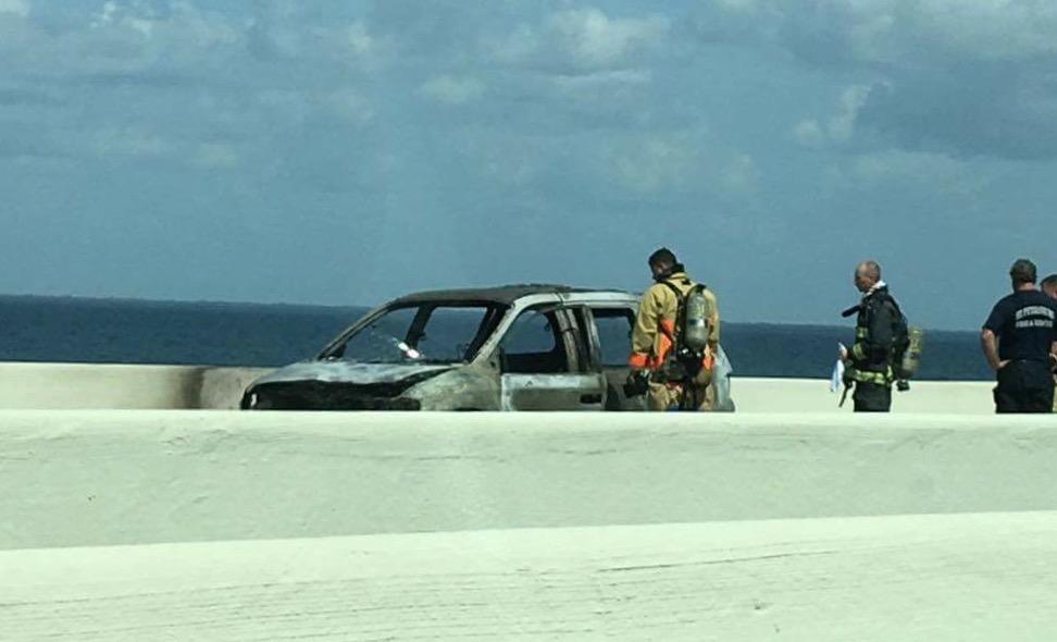 Sunshine North Car Crash