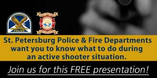 Active Shooter Training | Things to do in St. Petersburg | Public Safety