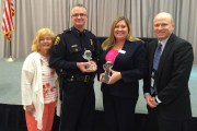 Police Chiefs Praise Clearwater's Officer Friendly Book Club