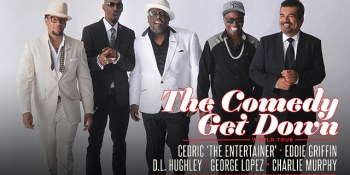 Comedy Get Down Tour | Amalie Arena | Cedric the Entertainer
