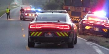 Hernando School Bus Crash | FLorida Highway Patrol | School Bus