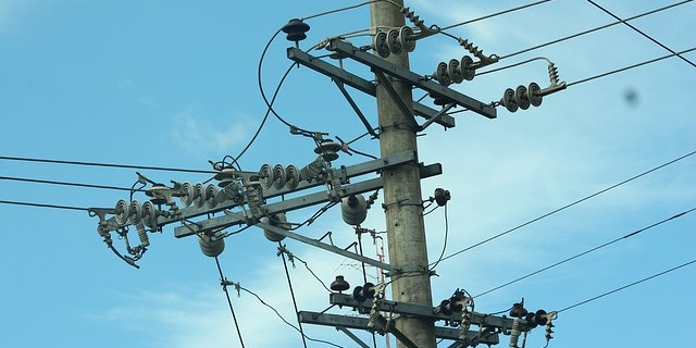 Elecrtical Pole | Electrical Wires | Utility Pole
