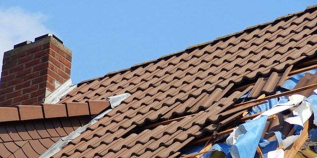Hermine   Storm Damage   Roof