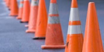 Road Work | Road Closed | Traffic