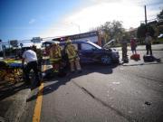 Four Injured in Pinellas Hit and Run Crash