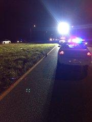 Tampa Woman Dies, Polk Deputy Injured in Hit and Run Crash