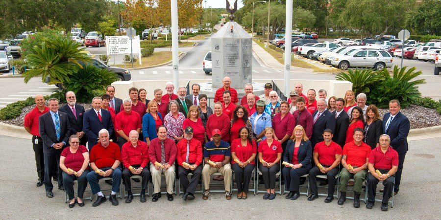 Pasco County Employees | Veterans | Veterans Day