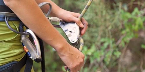 Rappelling | Belay | Climbing