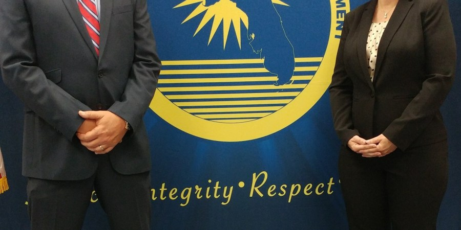 Pinellas Deputies | Steve Wagner | Cynthia Gibson