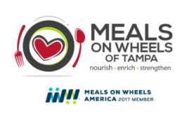Meals On Wheels Tampa | Logo | Social Services