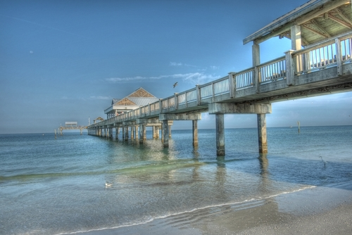 Clearwater Beach | Pier 60 | Outback Bowl Beach Day