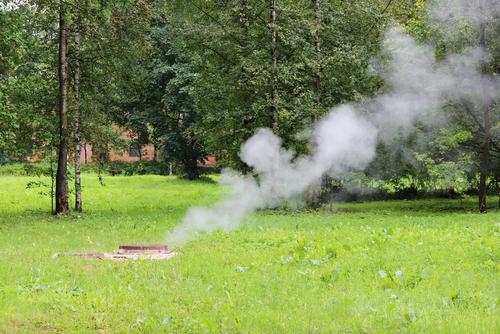 Sewer | Smoke Testing | Sewer System