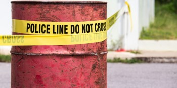 Police | Police Tape | Public Safety