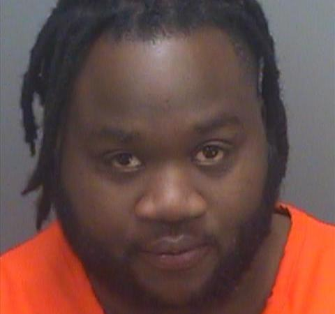 Jeremiah Dillard | St. Petersburg Police | Arrests